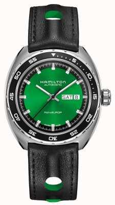 Hamilton 美国经典泛europ自动绿色表盘 H35415761