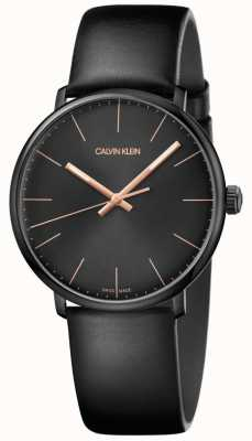 Calvin Klein 男士正午手表简约 K8M214CB