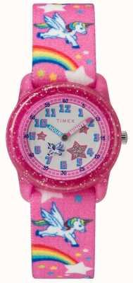 Timex 青年模拟独角兽手表 TW7C255004E