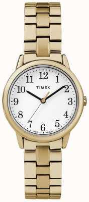 Timex 女装31mm探险乐队不锈钢表链 TW2R58900
