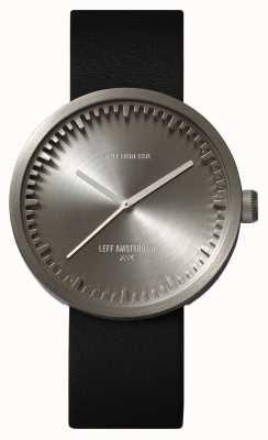 Leff Amsterdam Tube手表d42精钢表壳黑色皮表带 LT72001