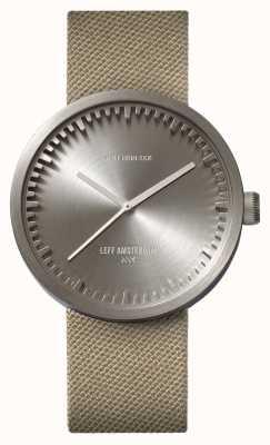 Leff Amsterdam 管表d42精钢表壳cordura表带 LT72003