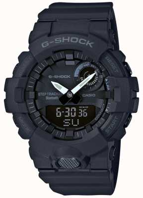 Casio G-shock蓝牙健身踏板追踪器黑色 GBA-800-1AER