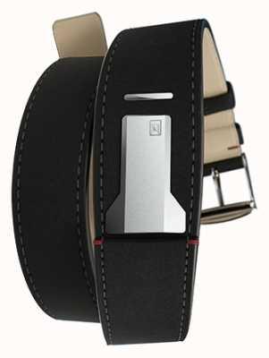 Klokers Klink 02垫黑色双表带仅22mm宽3420mm长 KLINK-02-420C2