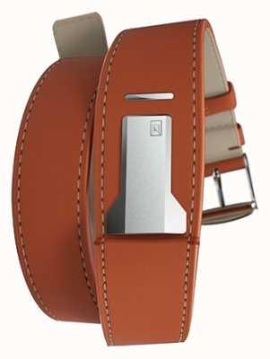 Klokers Klink 02橙色双表带仅22mm宽420mm长 KLINK-02-420C8