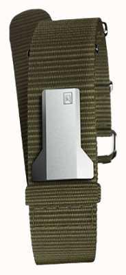 Klokers Klink 03地衣纺织单肩带只有20mm宽230mm KLINK-03-MC2