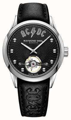 Raymond Weil 自由职业者acdc限量版黑色表盘 2780-STC-ACDC1