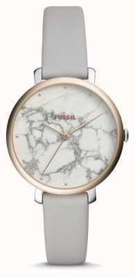 Fossil 女士jacqueline皮革表带 ES4377