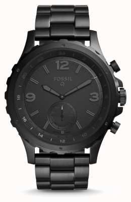 Fossil 男士q不锈钢表带 FTW1115