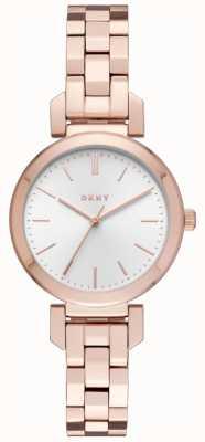 DKNY 女士艾灵顿不锈钢表带 NY2592