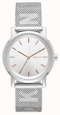 DKNY 女士soho不锈钢表带 NY2620