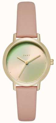 DKNY 女装现代派皮革表带 NY2739