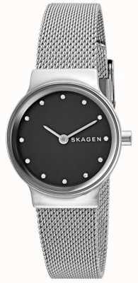 Skagen 女士的freja不锈钢网布表带 SKW2667