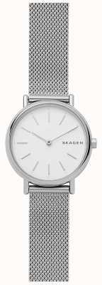 Skagen 女装signatur不锈钢网布表带 SKW2692
