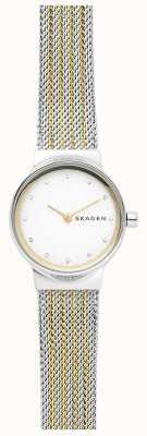 Skagen 女士的freja不锈钢表带 SKW2698