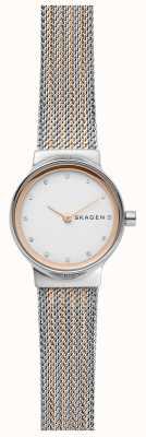Skagen 女士的freja不锈钢表带 SKW2699