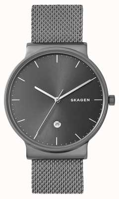 Skagen 男士肛门不锈钢网带 SKW6432