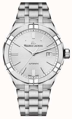 Maurice Lacroix Aikon自动不锈钢手表 AI6008-SS002-130-1