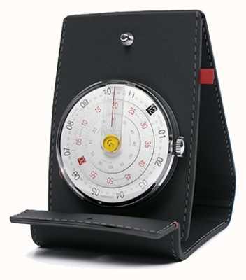 Klokers Klok 01黑色手表头和口袋 KLOK-01-D2+KPART-01-C2