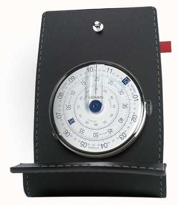 Klokers Klok 01蓝色手表头部和口袋 KLOK-01-D4.1+KPART-01-C2