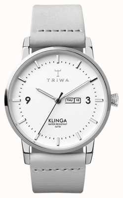 Triwa 雪klinga浅灰色 TR.KLST109-CL111512