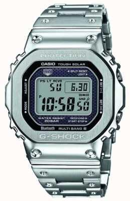 Casio G-shock限量版无线电控制蓝牙太阳能 GMW-B5000D-1ER