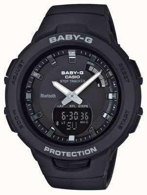 Casio G-squad蓝牙步进跟踪器 BSA-B100-1AER