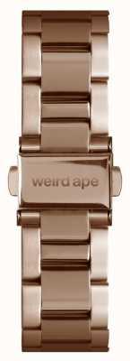 Weird Ape 玫瑰金链接16毫米手链 ST01-000063