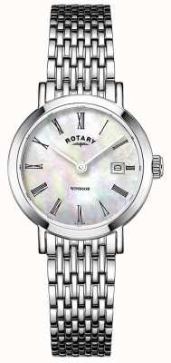 Rotary 女式不锈钢手链表 LB05300/39