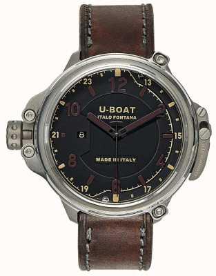 U-Boat 限量版胶囊50黑色 7469