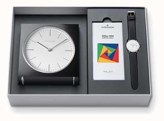 Junghans 最大法案时钟和手表套装限量版2018年 363/2816.00