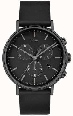 Timex fairfield非接触式支付 TW2T11300UK
