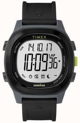Timex 钢铁侠必备黑色手表 TW5M18900SU
