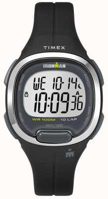 Timex 铁人必不可少的紫色和镀铬手表 TW5M19700SU