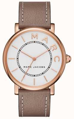 Marc Jacobs 女装marc jacobs经典手表灰色皮革 MJ1533