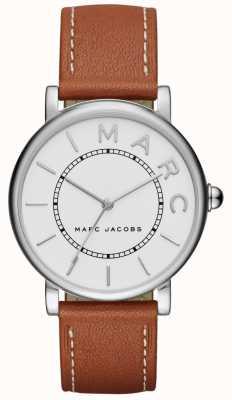 Marc Jacobs 女装marc jacobs经典手表棕色皮革 MJ1571