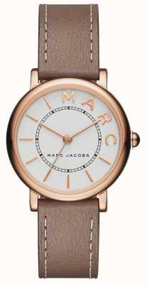 Marc Jacobs 女装marc jacobs经典手表灰色皮革 MJ1538