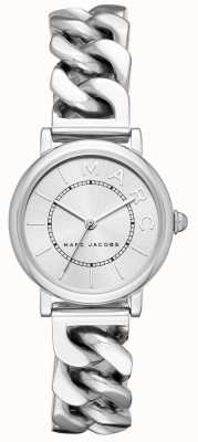 Marc Jacobs 女装marc jacobs经典手表银色调 MJ3593
