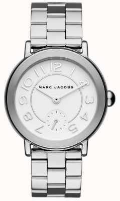Marc Jacobs 女式莱利手表银色调 MJ3469