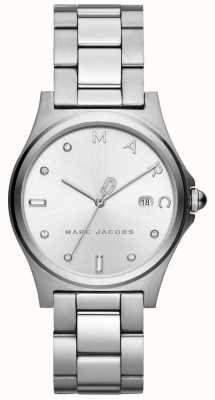 Marc Jacobs 女装亨利看银色调 MJ3599