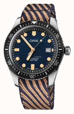 """Oris 潜水员的六十五个限量版""""世界清洁日"""" 01 733 7720 4035-5 21 13"""