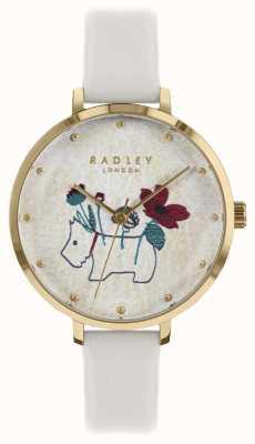 Radley 女士们看花和狗打印粉笔带 RY2684