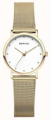 Bering 女士经典手表金网 13426-334