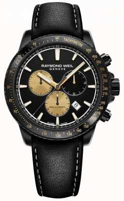 Raymond Weil Tango 300 |马歇尔放大|限量版男装 8570-BKC-MARS