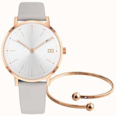 Tommy Hilfiger 女士手表和手镯礼品套装 2770032