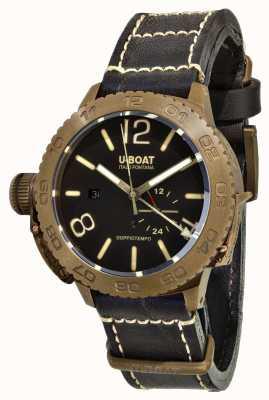 U-Boat Doppiotempo青铜46自动 9008