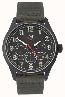 Limit |男士黑色手表| 5969.01