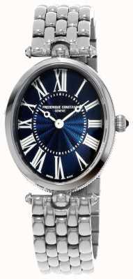 Frederique Constant |女士装饰艺术手表|不锈钢| FC-200MPN2V6B