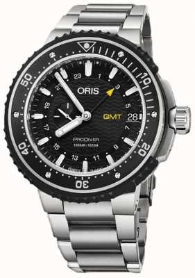 Oris Prodiver gmt 49mm男士手表 01 748 7748 7154-07 8 26 74PEB