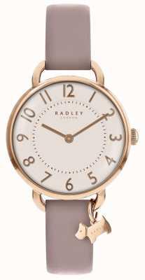Radley 女装|南华克公园|粉色皮革表带 RY2544S